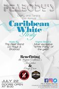Dusty and Tanjas 11th Annual Caribbean White Party to benefit Virginia Gentleman and Camp Grom
