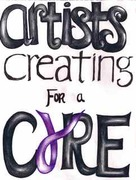 Artists Creating For a Cure Art Event