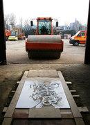 2010 Northampton Steam Roller Printmaking Workshop
