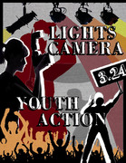 Lights, Camera, Youth Action!