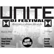 UNITE DJ FESTIVAL Closing Party