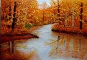 la rivière au faon