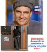 James Taylor Covers CD