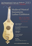 Medieval Musical Instruments Luthier Exhibition