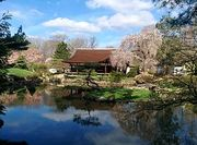 Shofuso Japanese House in Fairmount Park
