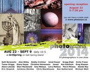 Photosynthesis Opening 2014