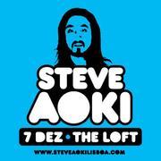 NOITE: Steve Aoki