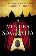 """Apresentação do livro """"A Mentira Sagrada"""" com o Autor Luís Miguel Rocha"""