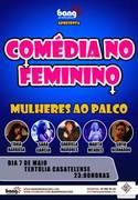 ESPECTÁCULOS: Bang Comedy Gang
