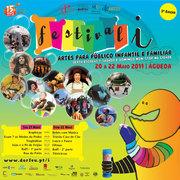 CRIANÇAS: Festival i - artes para público infantil e familiar