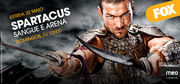 TV: Estreia 'Spartacus, Sangue e Arena'