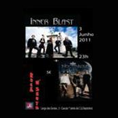 MÚSICA: Inner Blast e Noctivagos ao vivo no Rock n Shots