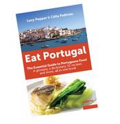 """LIVROS: Lançamento """"Eat Portugal - The Essencial Guide to Portuguese Food"""""""
