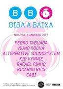 """NOITE: Biba a Baixa """"hello 2012"""""""