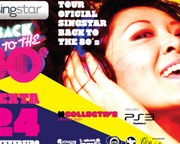 NOITE: Let's Control the 80s - Tour Sing Star Back To The 80s