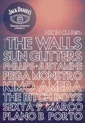 NOITE: Neon Club - Walls (Kompakt) + Sun Glitters, Kimo Ameba e Pega Monstro (live)