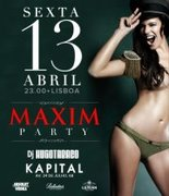 NOITE: Maxim Party