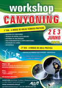 WORKSHOP: Canyoning