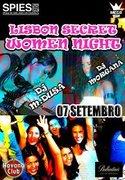 NOITE: Lisbon Secret Women Night