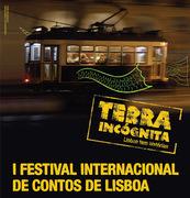 FESTIVAIS: Terra Incógnita - Festival Internacional de Contos de Lisboa