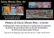 EXPOSIÇÕES: Lúcia Morais Dias