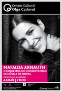 MÚSICA: Audácia - Mafalda Arnauth com Coros e Orquestra do Conservatório de Música de Sintra