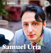 MÚSICA: Samuel Úria