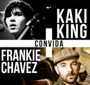 MÚSICA: Kaki King convida Frankie Chavez