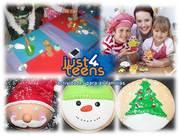 WORKSHOP: Decoração de bolachas: especial Natal