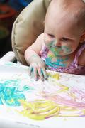 CRIANÇAS: Pinturas para Bebés e Crianças com Cheirinho e Diversão (+8 meses)
