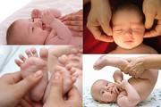 WORKSHOP: Massagem infantil Shantala (Bebé e Criança) - Profissionais e estudantes