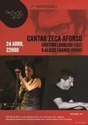 MÚSICA: Cantar Zeca Afonso