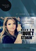 """MÚSICA: Biah em """"Quiet Storm"""""""