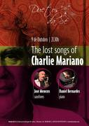 MÚSICA: The Lost Songs Of Charlie Mariano