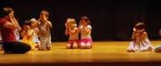 CRIANÇAS: Aula de dança criativa