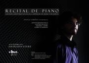 MÚSICA: Recital de Piano Clássico