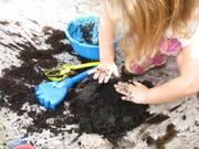 CRIANÇAS: Vamos Jardinar, Sujar e Brincar com o Inverno (+15 meses)