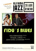 MÚSICA: FIDU´S BLUES - ALFAMA JAZZ