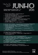 CONCERTOS DE JUNHO 2015 - DUETOS DA SÉ, ALFAMA, LISBOA