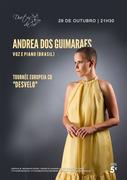 """MÚSICA: Andrea dos Guimarães - Tournée europeia CD """"Desvelo"""""""
