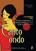 MÚSICA: Canto Ondo - Tânia Cardoso, Rodrigo Crespo & Raquel Merrelho