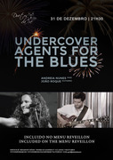 "NOITE: Réveillon Duetos da Sé com ""Undercover Agents for The Blues"""