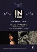 MÚSICA: Ana Roque & João David Almeida - Fado Inverso - Concertos In Fado
