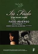 """MÚSICA: Ana Roque & João David Almeida - """"Fado Inverso"""" - Concerto In Fado"""