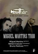 MÚSICA: Miguel Martins Trio - Concerto Alfama Jazz