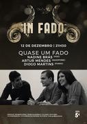 """MÚSICA: Nadine Brás, Artur Mendes & Diogo Martins  """"QUASE UM FADO"""""""