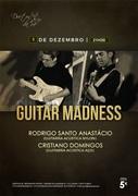 """""""GUITAR MADNESS"""" - RODRIGO SANTO ANASTÁCIO & CRISTIANO DOMINGOS - EM CONCERTO NO DUETOS DA SÉ, ALFAMA, LISBOA"""
