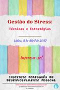 CURSO: Gestão do Stress: Técnicas e Estratégias