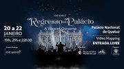 ESPECTÁCULOS: Regresso ao Palácio - A Viagem Concerto