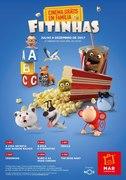 """CRIANÇAS: """"Fitinhas"""" - Sessões Grátis de Cinema Infantil"""